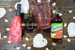 valentines day punch