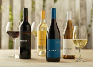 District 7 wine - august wine of the month